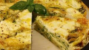 cuisine courgettes frittata aux courgettes cuisine ta mère