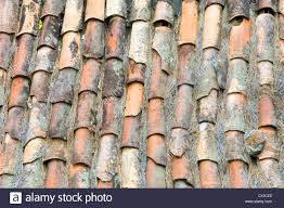 Old Terracotta Roof Tiles Stock Photos U0026 Old Terracotta Roof Tiles