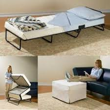 Ottoman Folding Bed No Guest Room No Problem Bestcompactbedever Space Saving Beds