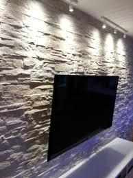 steinwand wohnzimmer tv uncategorized kleines steinwand wohnzimmer und deko steinwand
