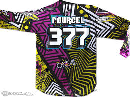 oneal motocross jersey mx rumor mill pourcel to wear o u0027neal motorcycle usa