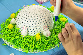 easter bonnet how to make an easter bonnet party delights