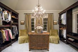 Closet Chairs Closet Chandelier Ideas Closet Traditional With Large Closet