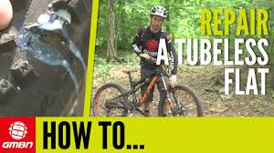 Bike To Work Week Presented by How To Repair Tubeless Mtb Flats U2013 Fix Your Mountain Bike Tubeless