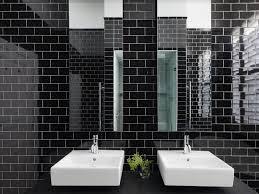 black and white bathroom tiles ideas melbourne luscombe tiles
