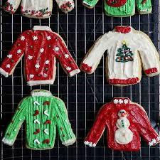 ugly sweater christmas party menu popsugar food
