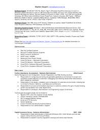 Federal Resume Template Word Hvac Resume Examples Resume Format Download Pdf Resume Template