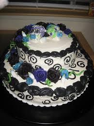 sugar skull cake by brok302 on deviantart