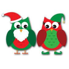 owl christmas christmas owl clipart clip library