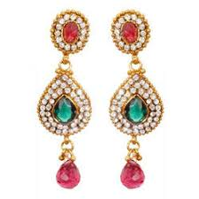 ear ring photo designer earring exporter from mumbai