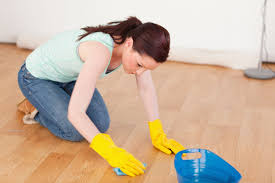 Clean Laminate Floor With Vinegar How To Clean Mops Laminate Floors Theflooringlady