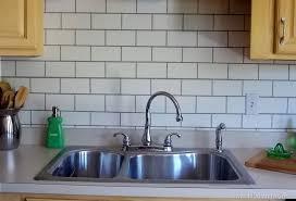 Paint Ceramic Tile Backsplash Ideasidea - Painted tile backsplash