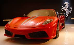 future ferrari supercar donald trump u0027s ferrari failed to reach its reserve price at