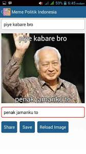 Indonesian Meme - meme politik indonesia android apps on google play