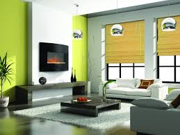 modern electric fireplace design u2014 kelly home decor