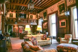 Scottish Homes And Interiors by Big Luxury Catered Castle In Aboyne Aberdeenshire