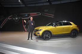 2018 volkswagen t roc goes on sale pricing starts at u20ac20 390 in