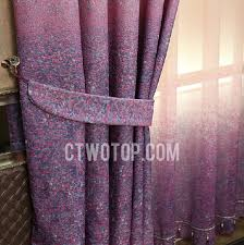 Lavender Blackout Curtains Decorative Cotton And Linen Lavender Blackout Curtains