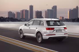 Audi Q7 Diesel Mpg - 2017 audi q7 reviews and rating motor trend
