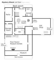 Machine Shop Floor Plan Mystery Shack Floor Plan U2013 Meze Blog