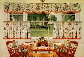 kitchen curtain design ideas 15 cafe curtain designs and ideas retro renovation