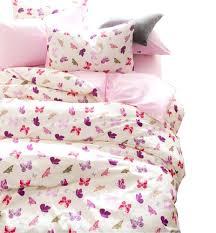 girls cotton bedding fairy magic childrens cot bed duvet cover set childrens duvet