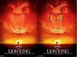 subliminal multistable message disney u0027s lion king lion