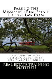 buy passing the mississippi real estate license law exam in cheap