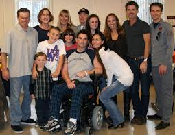 bryan stow family releases promising thanksgiving photo other