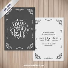 wedding card for wedding invitation vectors photos and psd files free