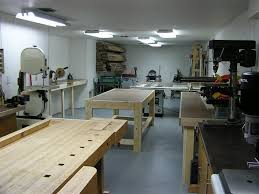 eye candy 10 drool worthy home woodworking shops basement