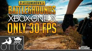 pubg 30 fps pubg locked at 30 fps on xbox one x youtube