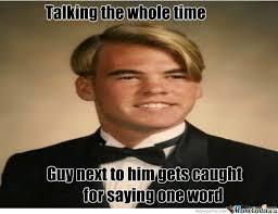 Good Luck Memes - i must be good luck gary by theexterminator meme center