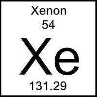 xe on the periodic table xenon kaleb fields lessons tes teach