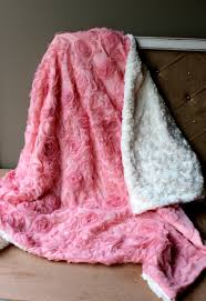diy blanket rosette baby blanket diy my mom taught me to play with my food