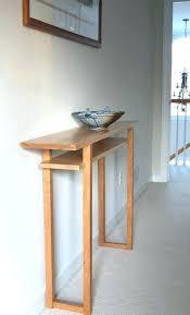 narrow entryway console table skinny foyer table kinsleymeeting com