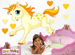cute unicorn wall stickers totally movable buy direct from the cute unicorn wall stickers totally movable buy direct from the printers and save