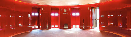 fire resistant glass doors available executions wittur safety in motion