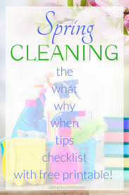 spring cleaning tips the joy of spring cleaning and why it is important