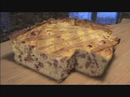 Meat And Cheese Baskets Italian Easter Pie Pizzagaina How To Make Rustic Meat And