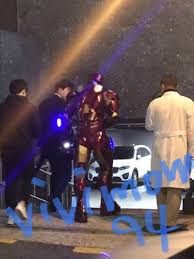 you won u0027t believe how much chanyeol paid for his iron man