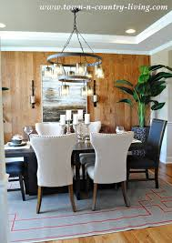 Industrial Dining Room by Industrial Chic Model Home Town U0026 Country Living