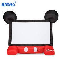 inflatable home theater system online get cheap projector screen inflatable aliexpress com