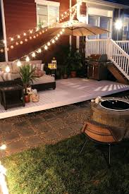 String Lights Patio Ideas by Patio Ideas Outdoor Patio Lighting Ideas Pictures Outdoor Patio