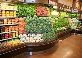 i love apple store displays produce displays and supermarket