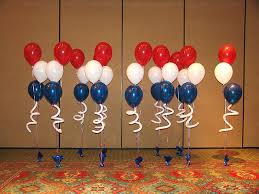 balloon delivery nj 387 best balloons patriotic images on balloons