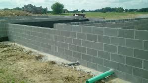 new home foundation basement foundation repair company ohio difranco contractors
