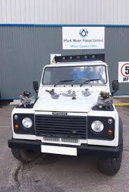 land rover discovery drawing mark water pumps limited land rover history open day september
