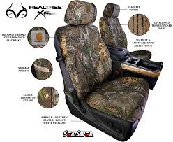 Camo Bench Seat Covers For Trucks Realtree Xtra Fs Bench Seat Cover From Academy Camo Truck Auto
