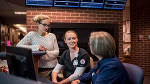 nursing earn your degree at baker university all nursing course work is offered at the stormont vail campus a minimum of 30 credit hours in the upper division nursing program must be completed at the